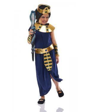 Fato de Mulher Faraó Infantil Disfarces A Casa do Carnaval.pt