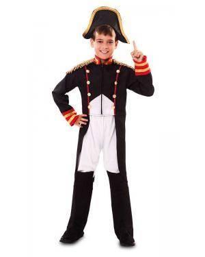 Fato de Napoleão Infantil para Carnaval o Halloween | A Casa do Carnaval.pt