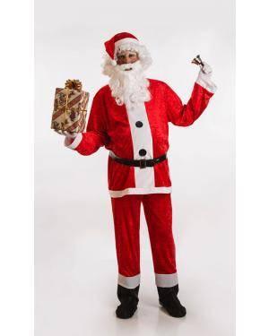 Fato de Pai Natal Adulto M/L Disfarces A Casa do Carnaval.pt