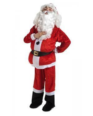 Fato de Pai Natal Infantil Disfarces A Casa do Carnaval.pt
