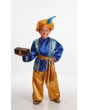 Fato de Pajem Melchior Infantil Disfarces A Casa do Carnaval.pt