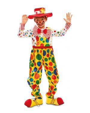Fato de Palhaço Infantil para Carnaval