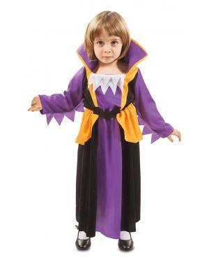 Fato de Pequena Vampira para Carnaval