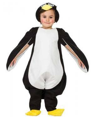 Fato de Pinguim Bebé