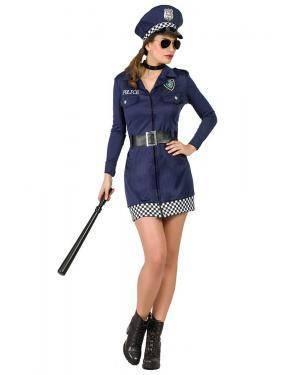 Fato de Polícia Mulher