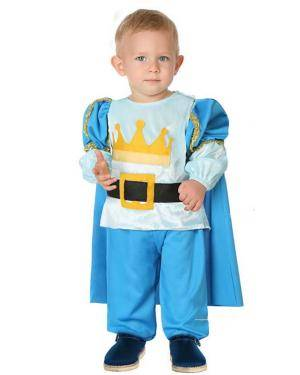 Fato de Príncipe Azul Bebé Disfarces A Casa do Carnaval.pt