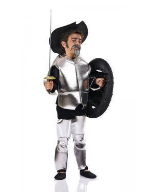 Fato de Quixote Infantil para Carnaval o Halloween | A Casa do Carnaval.pt