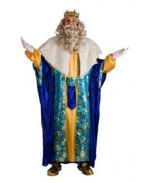 Fato de Rei Belchior Tamanho M/L para Carnaval