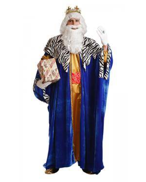 Fato de Rei Melchior Adulto M/L Disfarces A Casa do Carnaval.pt