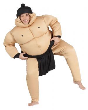 Fato de Sumo para Carnaval