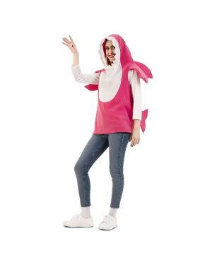 Fato de Tubarão para Mulher para Carnaval
