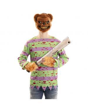 Fato de Urso Assassino para Carnaval