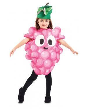 Fato de Uvas Infantil para Carnaval