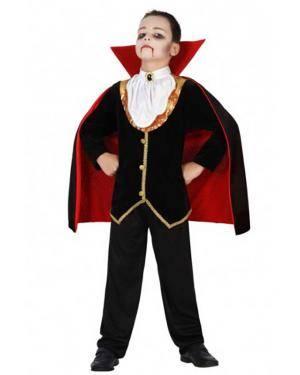 Fato de Vampiro Infantil Disfarces A Casa do Carnaval.pt