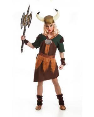 Fato de Viking Adulta M Disfarces A Casa do Carnaval.pt