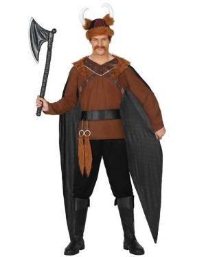 Fato de Viking Adulto Disfarces A Casa do Carnaval.pt