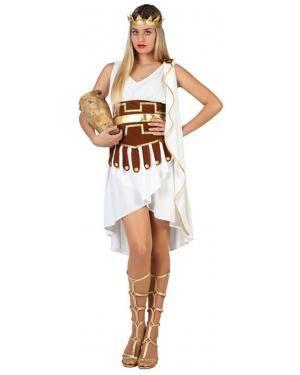 Fato Deusa Grega Adulto Disfarces A Casa do Carnaval.pt
