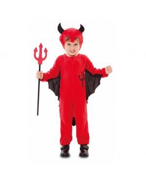 Fato Diabo Criança  para Carnaval