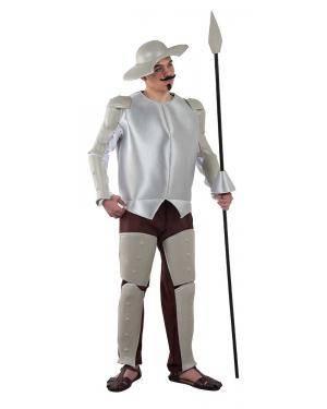 Fato de Dom Quixote Adulto para Carnaval | A Casa do Carnaval.pt
