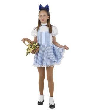 Fato de Dorothy Infantil para Carnaval | A Casa do Carnaval.pt