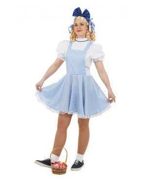 Fato de Dorothy Mulher para Carnaval | A Casa do Carnaval.pt