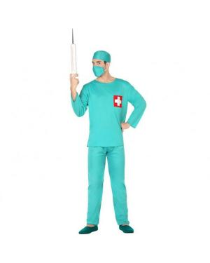 Fato Doutor Verde para Carnaval