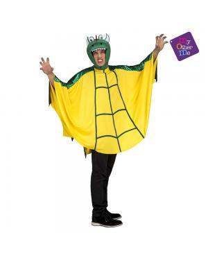 Fato Dragão M/L para Carnaval