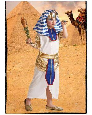 Fato Egipcia Blanca Infantil Disfarces A Casa do Carnaval.pt