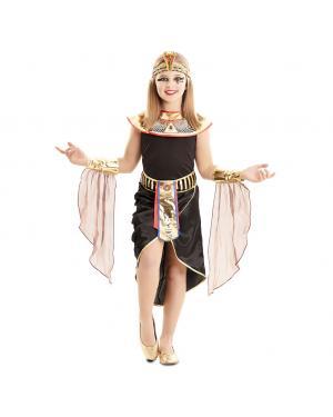 Fato Egípcia Menina para Carnaval