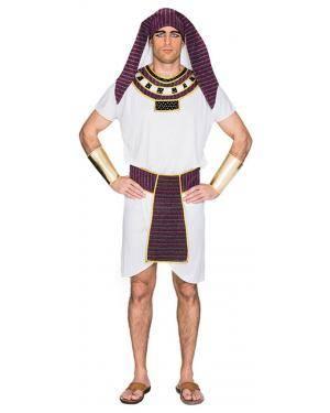 Fato Egípcio Homem Adulto M/L Disfarces A Casa do Carnaval.pt