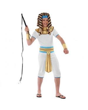 Fato Egípcio Juvenil para Carnaval