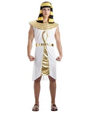 Fato Egipcio Tamanho S para Carnaval