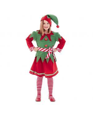 Fato Elfa Menina para Carnaval