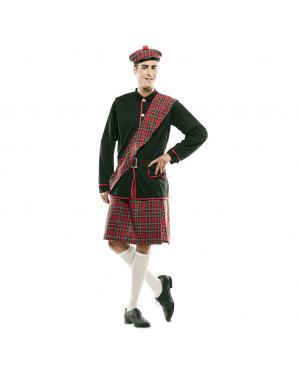 Fato Escocês Homen para Carnaval
