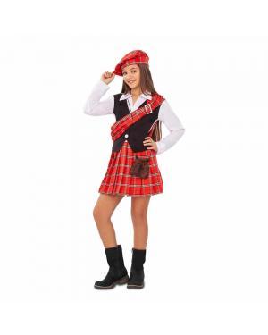 Fato Escocesa para Carnaval