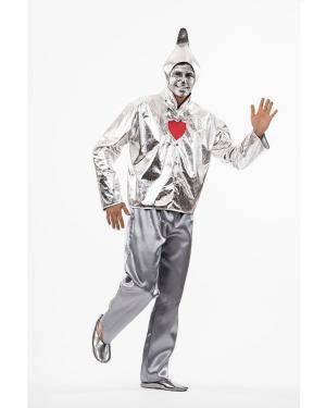 Fato Estanho Homem T. M/L Disfarces A Casa do Carnaval.pt