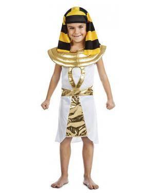 Fato Faraó Egipcio 3-4 Anos Disfarces A Casa do Carnaval.pt