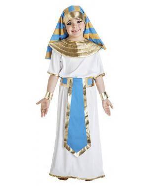 Fato Faraó Egipcio 7-9 Anos Disfarces A Casa do Carnaval.pt