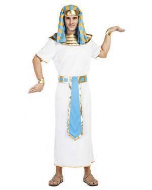 Fato Faraó Egipcio T. S Disfarces A Casa do Carnaval.pt