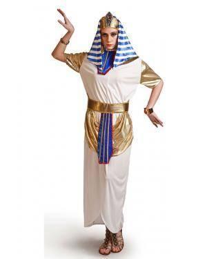 Fato Faraona Mulher T. M/L Disfarces A Casa do Carnaval.pt