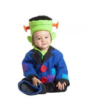 Fato Frankenstein Bebé para Carnaval