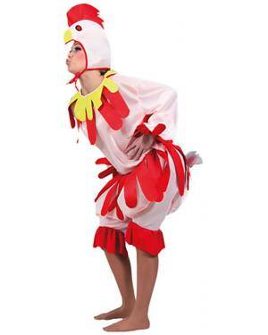 Fato Galinha Adulto Disfarces A Casa do Carnaval.pt