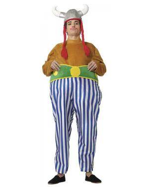 Fato de Gaulês Adulto para Carnaval | A Casa do Carnaval.pt