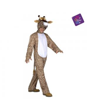Fato Girafa  M/L para Carnaval