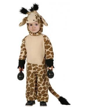 Fato Girafa Menino Disfarces A Casa do Carnaval.pt