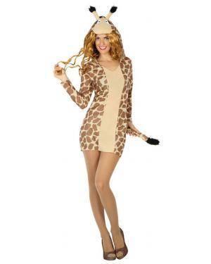 Fato Girafa Mulher Adulto XL Disfarces A Casa do Carnaval.pt