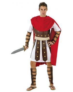 Fato Gladiador Romano Adulto Disfarces A Casa do Carnaval.pt