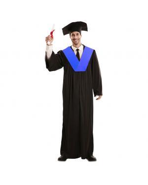 Fato Graduado Universitario Adulto para Carnaval