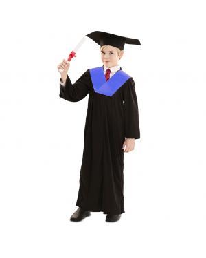 Fato Graduado Universitario Infantil para Carnaval