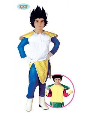 Fato Guerrero Espacial Infantil Disfarces A Casa do Carnaval.pt